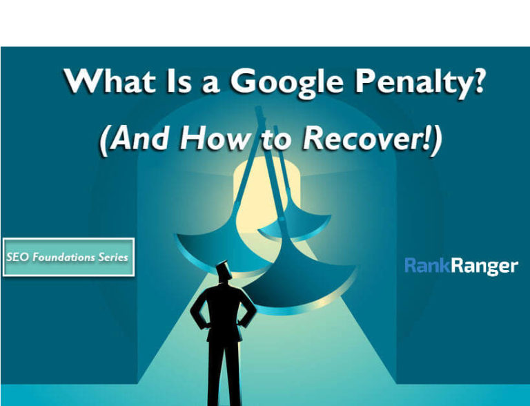 What is Google Penalty & How to Recover