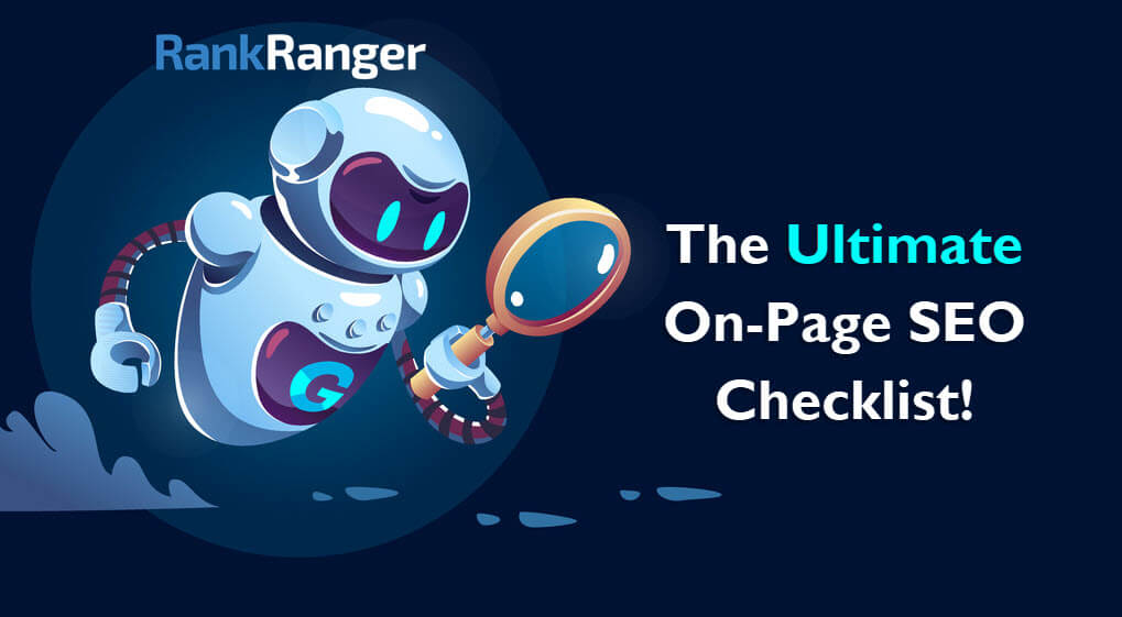 on page seo ultimate checklist